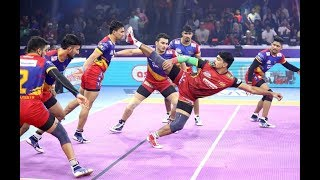 Bengaluru Bulls vs UP Yoddha   Pro Kabaddi Highlights   Eliminator 1   14 Oct   English