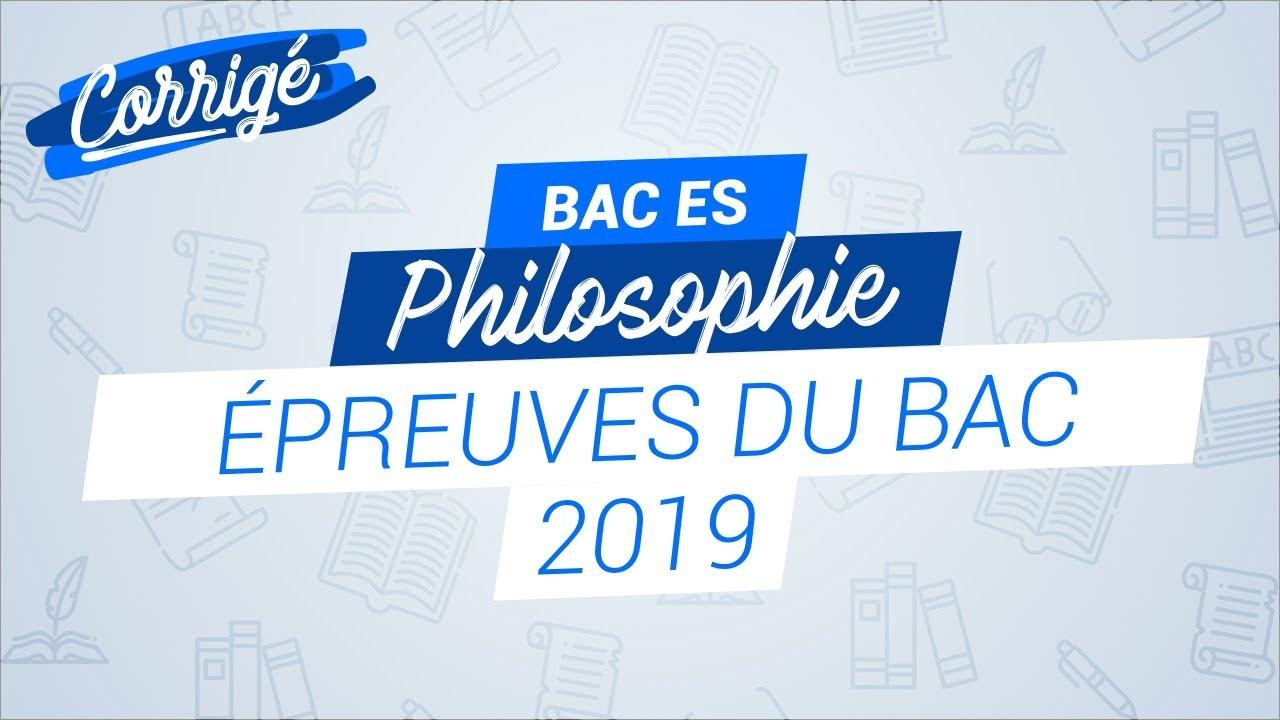 Exemple Explication De Texte Philo Bac Es - Le Meilleur ...