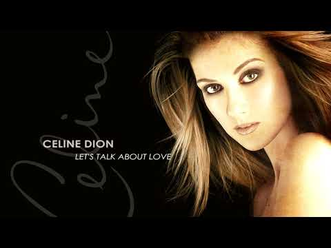 Celine Dion - Let's Talk About Love Full Album