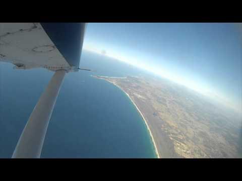 Simon H. Kardos skydive - Byron bay, Australia 2013