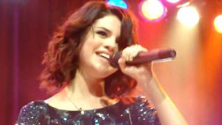 I Want It That Way- Selena Gomez 11/21 HOB Anahiem