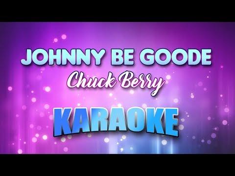 Johnny Be Goode - Chuck Berry (Karaoke version with Lyrics)