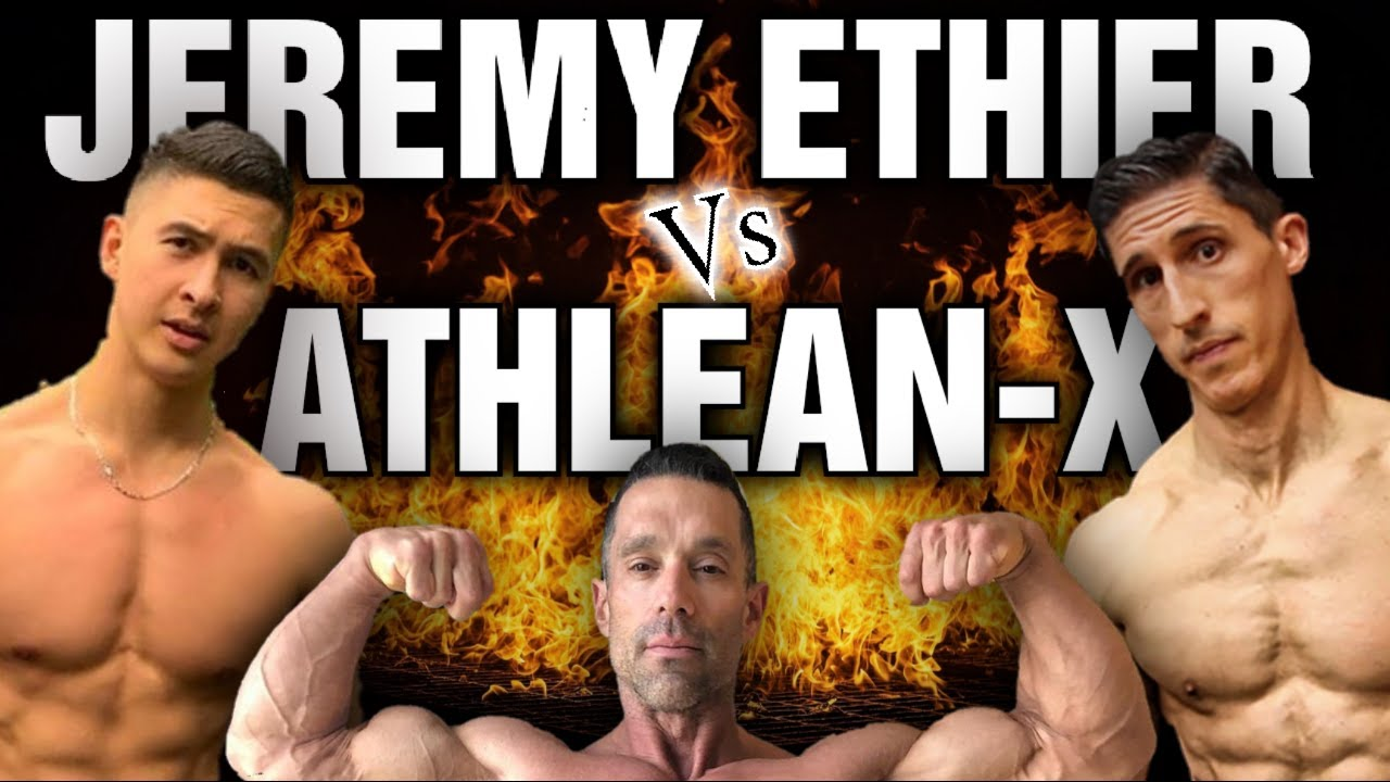 Jeremy Ethier vs Athlean-X ||  Controversy - Who Did it BEST!!!