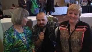 Little House On The Prairie 40th Anniversary Interview at Chiller Expo 2014