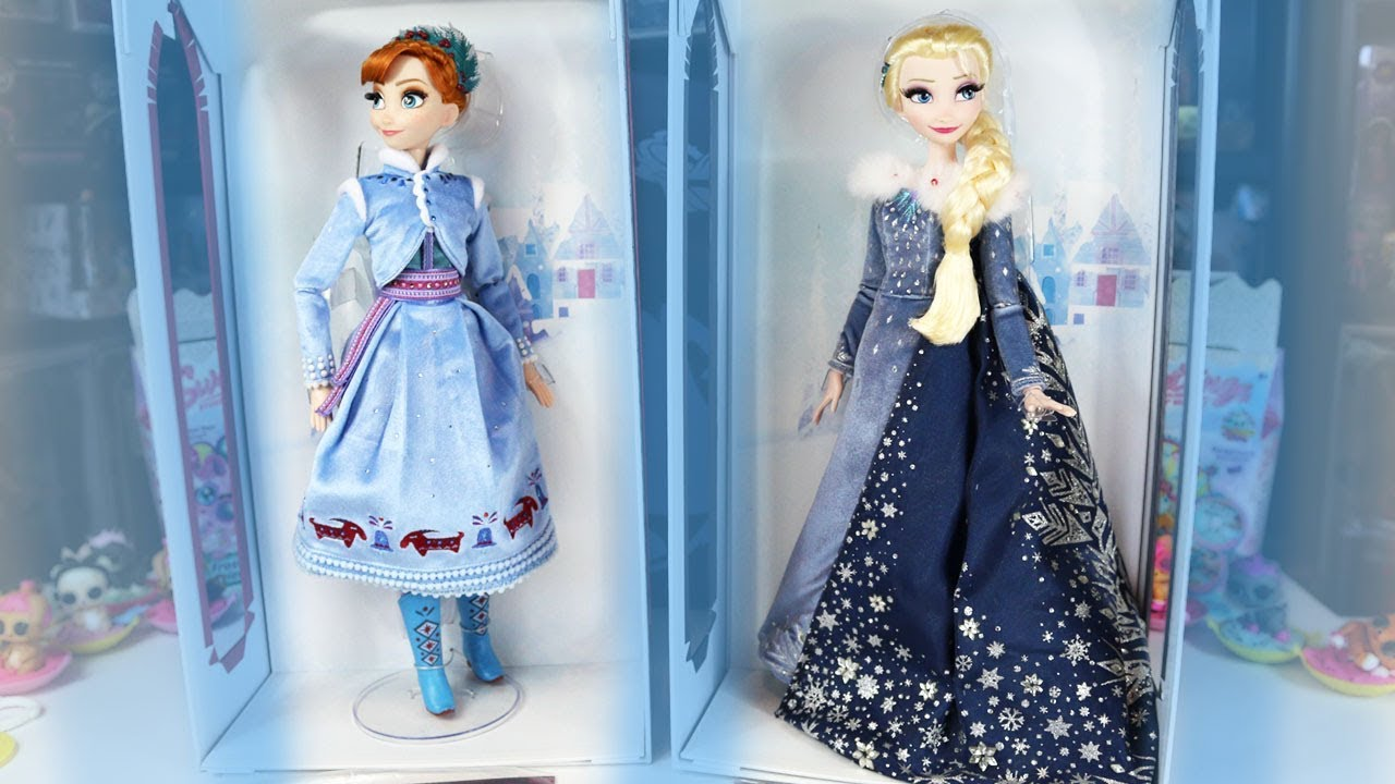 Disney store frozen elsa limited edition le costume rare! Size 5.