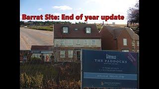 Barratt Site: End of year update