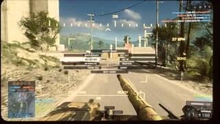 Battlefield 4 Tank Run PS4