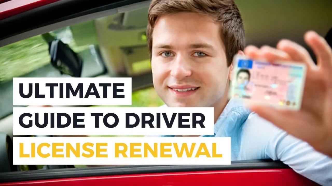 san diego drivers license renewal