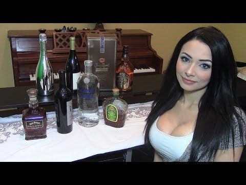 🍷 ASMR Wine and Liquor Sales Rep Roleplay 🥃