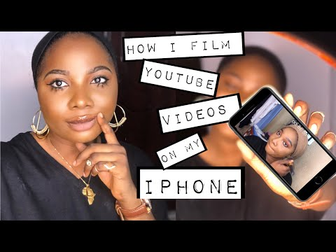 how-i-film-youtube-videos-on-my-iphone-8+-|-tips-and-tricks