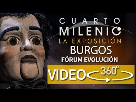 Un recorrido 360 por la exposici n de cuarto milenio en Exposicion cuarto milenio en valencia