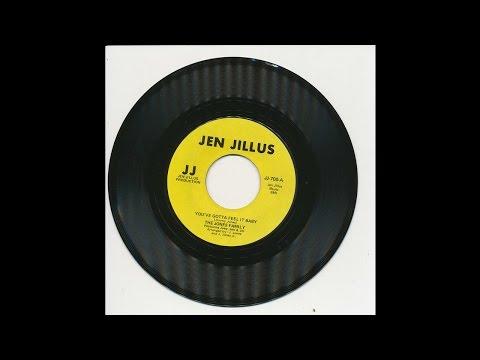 The Jones Family - You've Gotta Feel It Baby - Jen Jillus 700