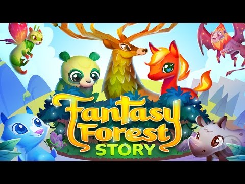 Fantasy Forest Story - iPhone/iPod Touch/iPad - Gameplay