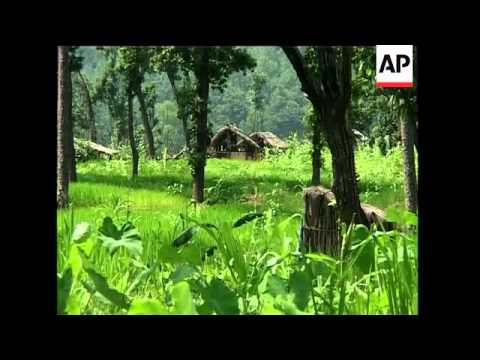 Food and water shortages hit Nepal's poorest farmers
