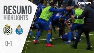 Highlights | Resumo: Boavista 0-1 FC Porto (Liga 18/19 #11)