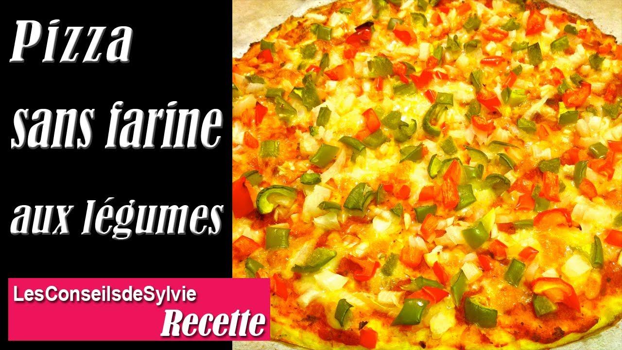 ep 104 recette pizza sans farine aux l gumes simple r quilibrage alimentaire r gime. Black Bedroom Furniture Sets. Home Design Ideas