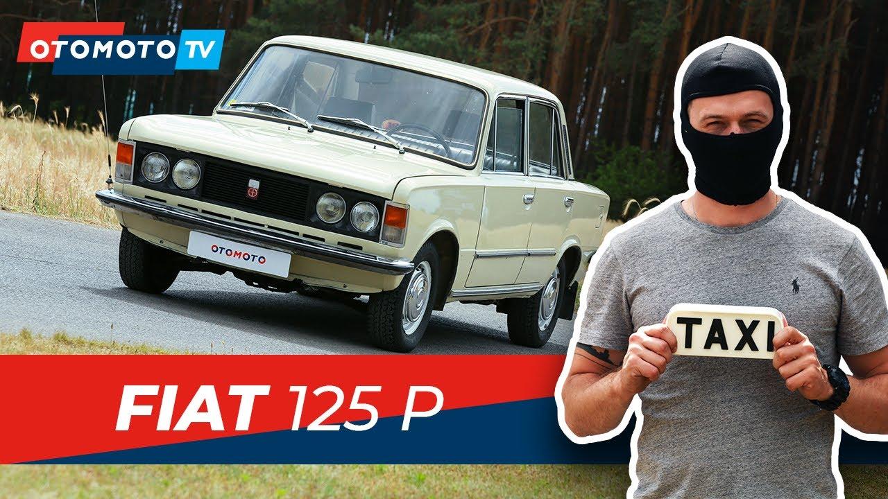 FIAT 125P - Bandzior, czyli ikona polskiej motoryzacji | Test OTOMOTO TV