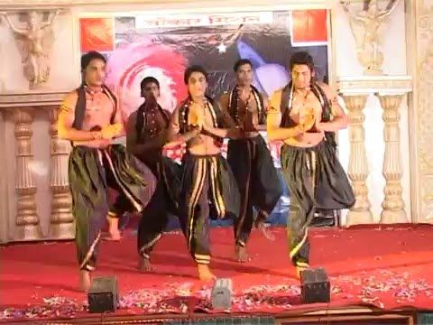Namo Namo dance performance by Omkar Mission disciples