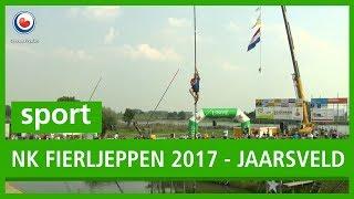 SPORT: Fierljeppen NK 2017 Jaarsveld