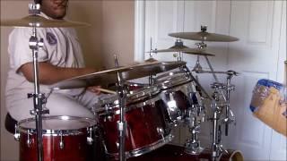 eminem 3 am shed gospel chops style drum cover