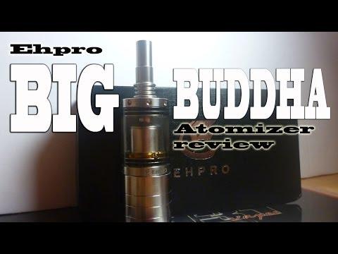 Ehpro Big Buddha atomizer build & review
