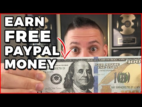 How to Get FREE PayPal Money ($1,000+ in 3 Minutes of Work)