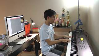 Don McLean - American Pie (piano cover)