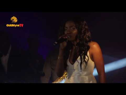 SIMI Performs At Adekunle Gold's Album Listening Party