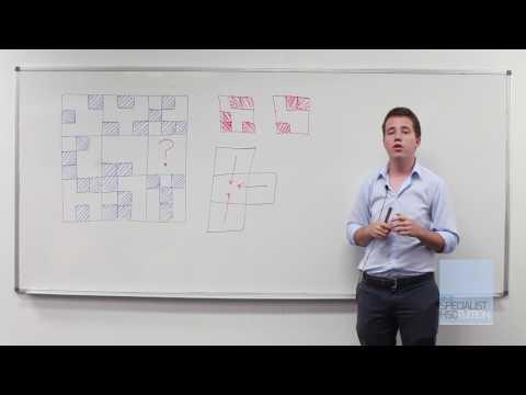 ACE Teaches Online: UMAT - Section 3: Missing segment