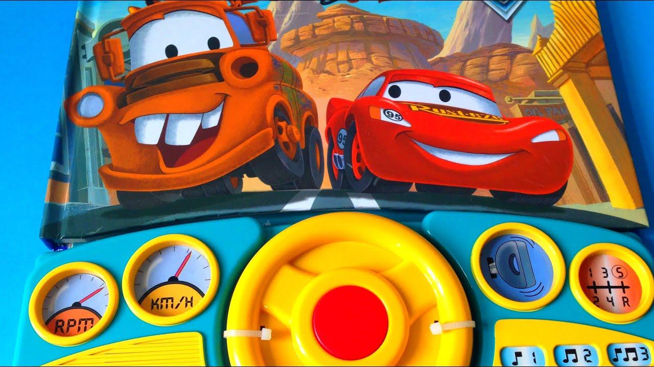 disney cars sound book - Disney Cars Books