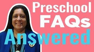 What to look for in a Preschool l Dr. Swati Popat Vats - President Podar Playschool