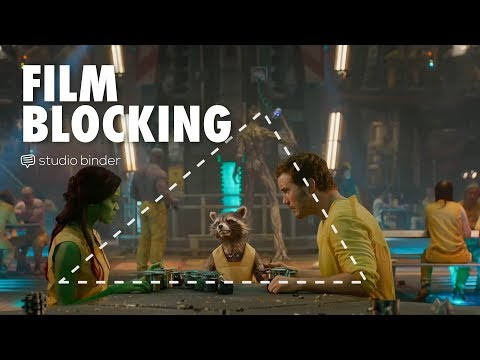 Film Blocking Tutorial — Filmmaking Techniques for Directors:  Ep3