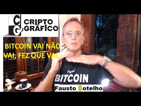 CriptoGráfico - Bitcoin vai ou não vai para 100K?
