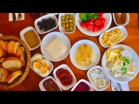 Ultimate TURKISH STREET FOOD tour in ISTANBUL, Turkey | Börek, Dürüm + BEST Turkish breakfast
