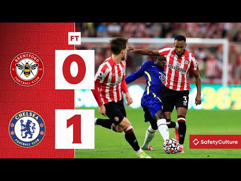 Brentford Chelsea Goals And Highlights