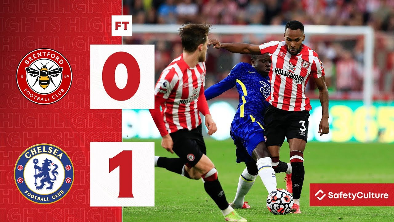 Download MENDY SAVES CHELSEA!   Brentford 0-1 Chelsea   Premier League Highlights