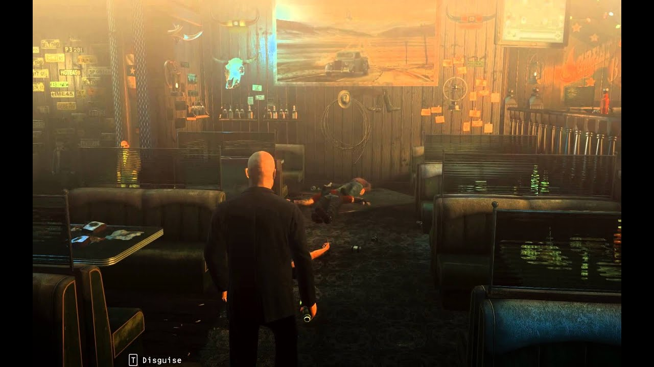 how to get high score contract hitman
