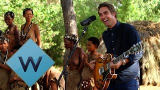 Charlie Simpson &  San Bushmen: Walking With The San