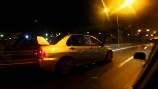 Evo 8 Kartec Caracas Drag Night