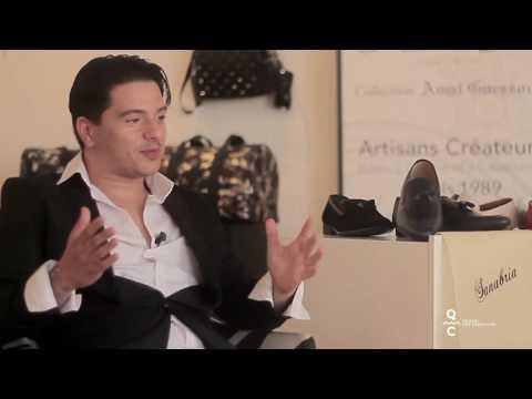 Sanabria shoes au Quai des créateurs à La Marina Morocco