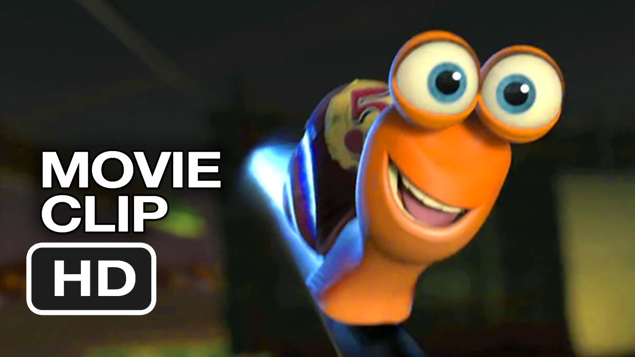 turbo movie clip - starlight plaza (2013) - ryan reynolds movie hd