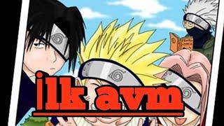 Naruto 3. üncü hokage ile yemek yeme sahnesi avm