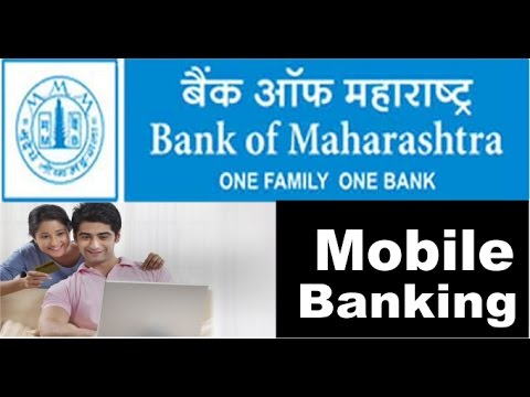 Bank Of Maharashtra Mobile Banking. HINDI