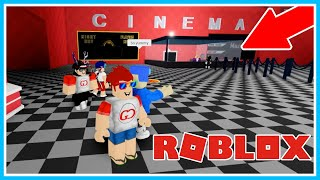 NEVER GO TO THIS MOVIE!! -ROBLOX HORROR