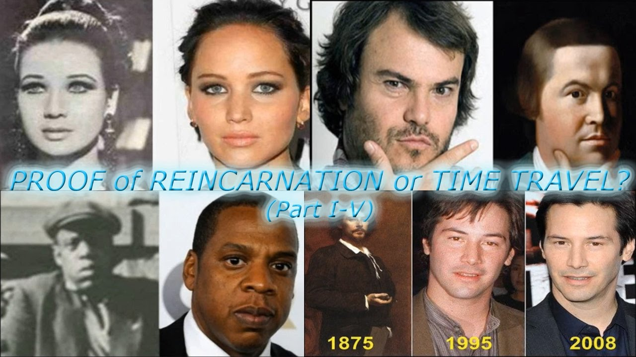 PROOF of REINCARNATION or TIME TRAVEL? (Part I-V) - YouTube