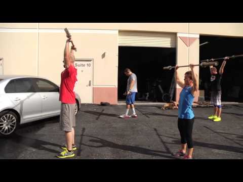 Gym Rats: A look at Crossfit