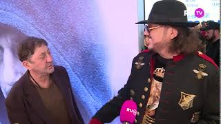 Г. Лепс и Ф. Киркоров на премьере фильма «Пилигрим», 06.02.2019