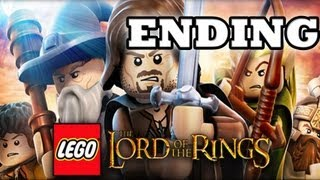LEGO Lord of The Rings : Episode 20 -  Mount Doom (THE END) (HD) (Gameplay)