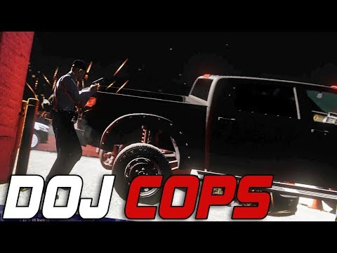 Dept. of Justice Cops #534 - Last-Ditch Effort