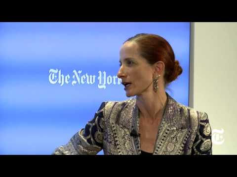 New York Times | International Luxury Conference | 2016 | Day 2 | The Future of Digital Culture
